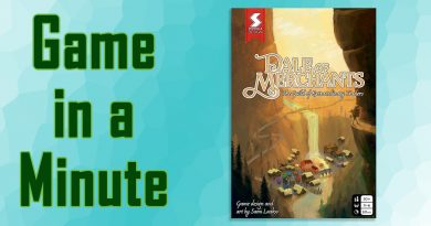 Game in a Minute: Dale of Merchants