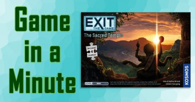 Game in a Minute: Exit: The Sacred Temple