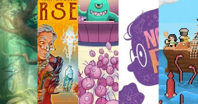 Jess's Fave Five Kickstarters of the Week 6/18/21