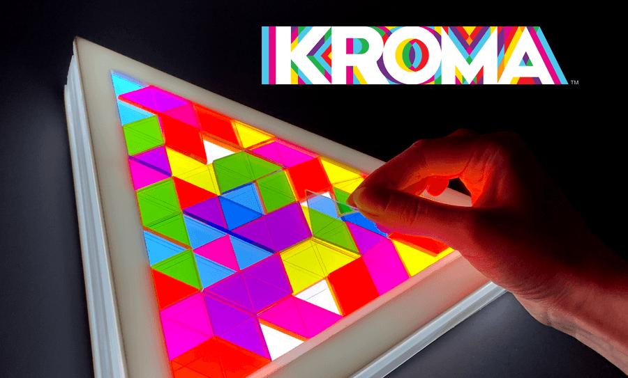 kroma in the dark