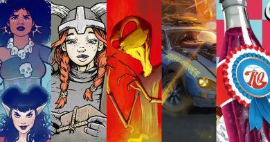 Jess's Fave Five Kickstarters of the Week 7/16/21