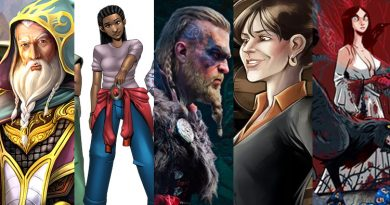 Jess's Fave Five Kickstarters of the Week 7/23/21