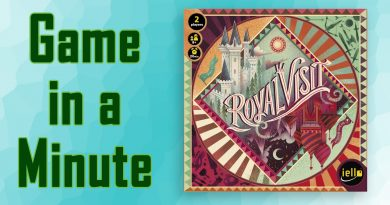 Game in a Minute: Royal Visit