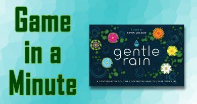 Game in a Minute: A Gentle Rain